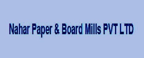 Nahar Paper and Board Mills Pvt Ltd